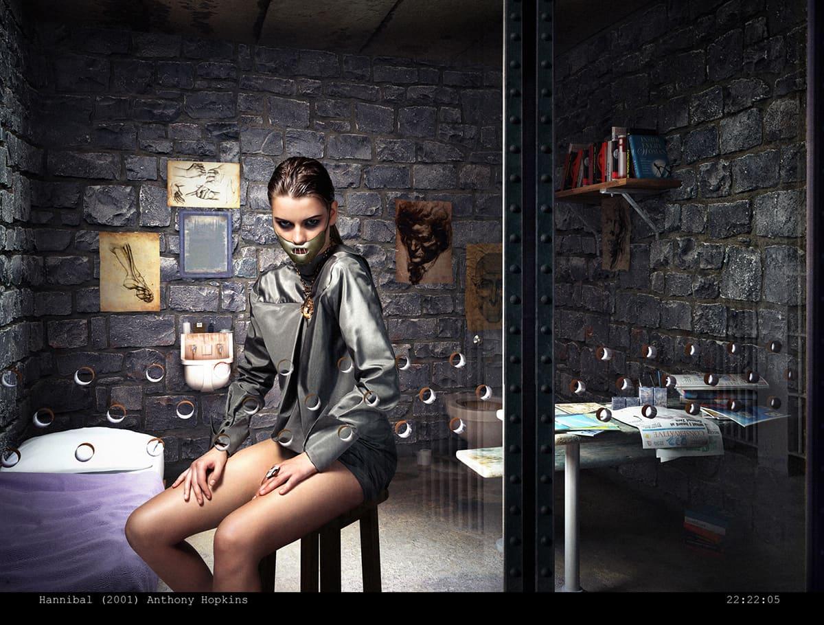 Внутреннее моделирование и рендеринг. Postproduction Darius Siaurusevičius. Фото © Tomas Kauneckas